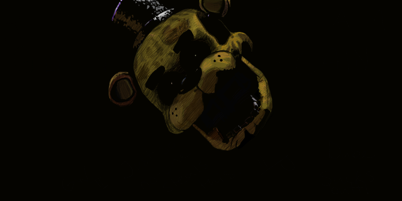 Brighten Golden Freddy!