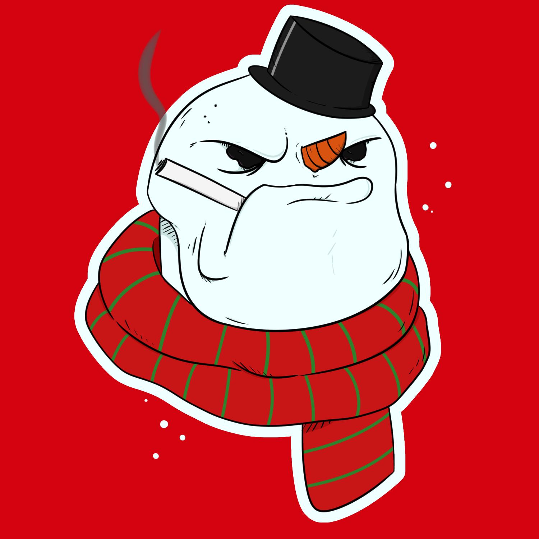 Cool Snow Man