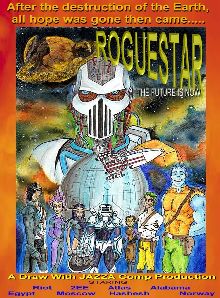 Roguestar Movie Poster