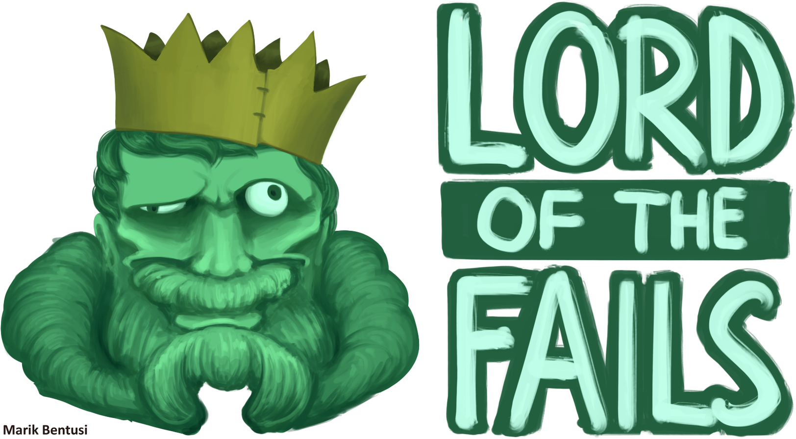 Commission: DOTA2 Lord of the Fails