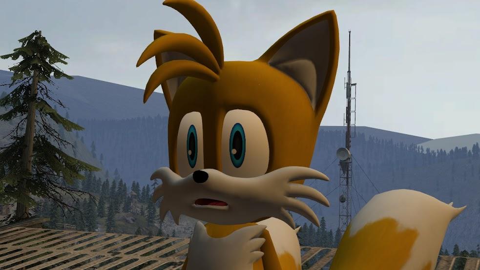 Cast Tails The Fox By Rashodmccarty On Newgrounds