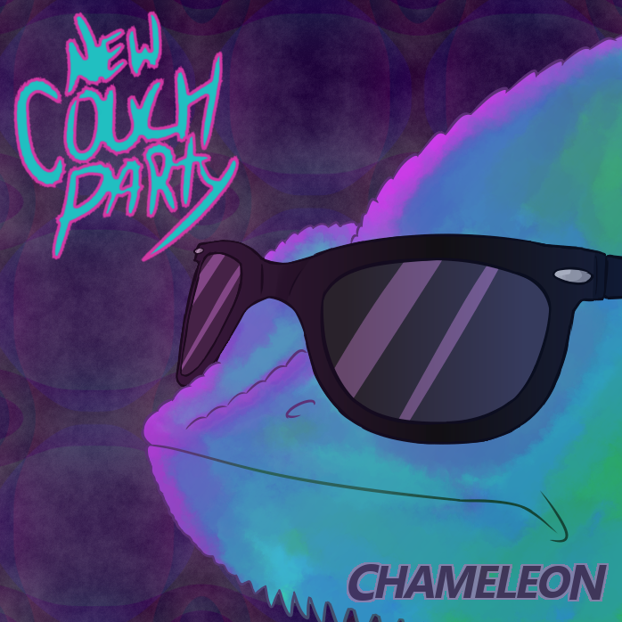 New Couch Party - Chameleon