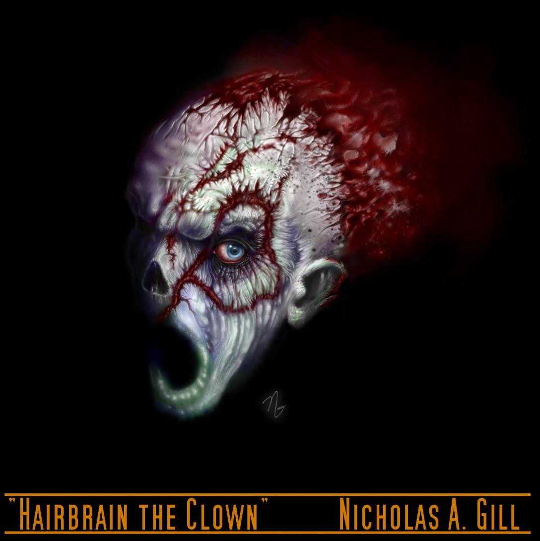 Hairbrain the Clown