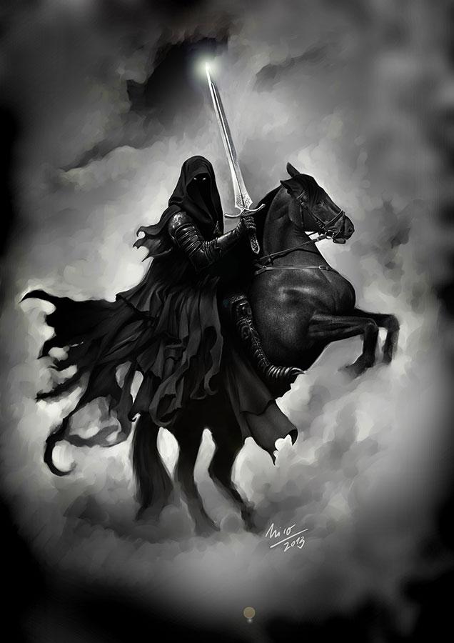 Avalon Dark Druid