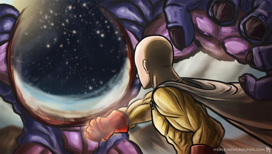 Illustration Friday 8 - Punch