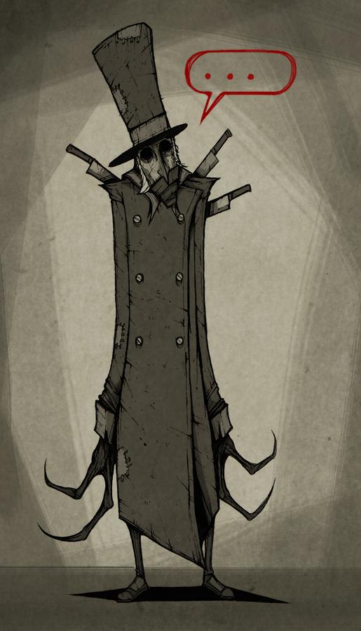 The Tall Ripper