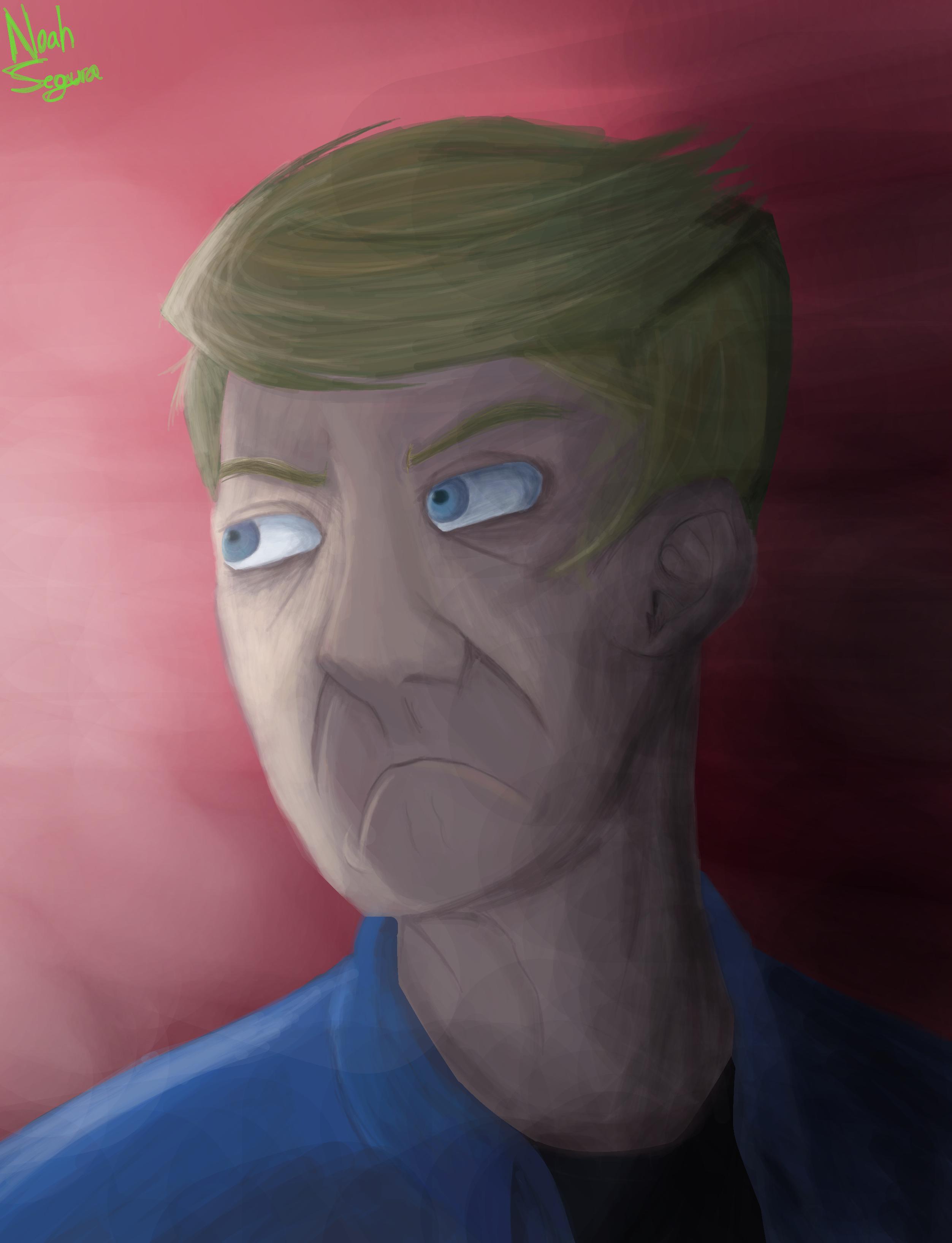 portrait thing