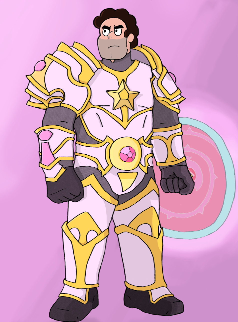 Paladin Steven Universe