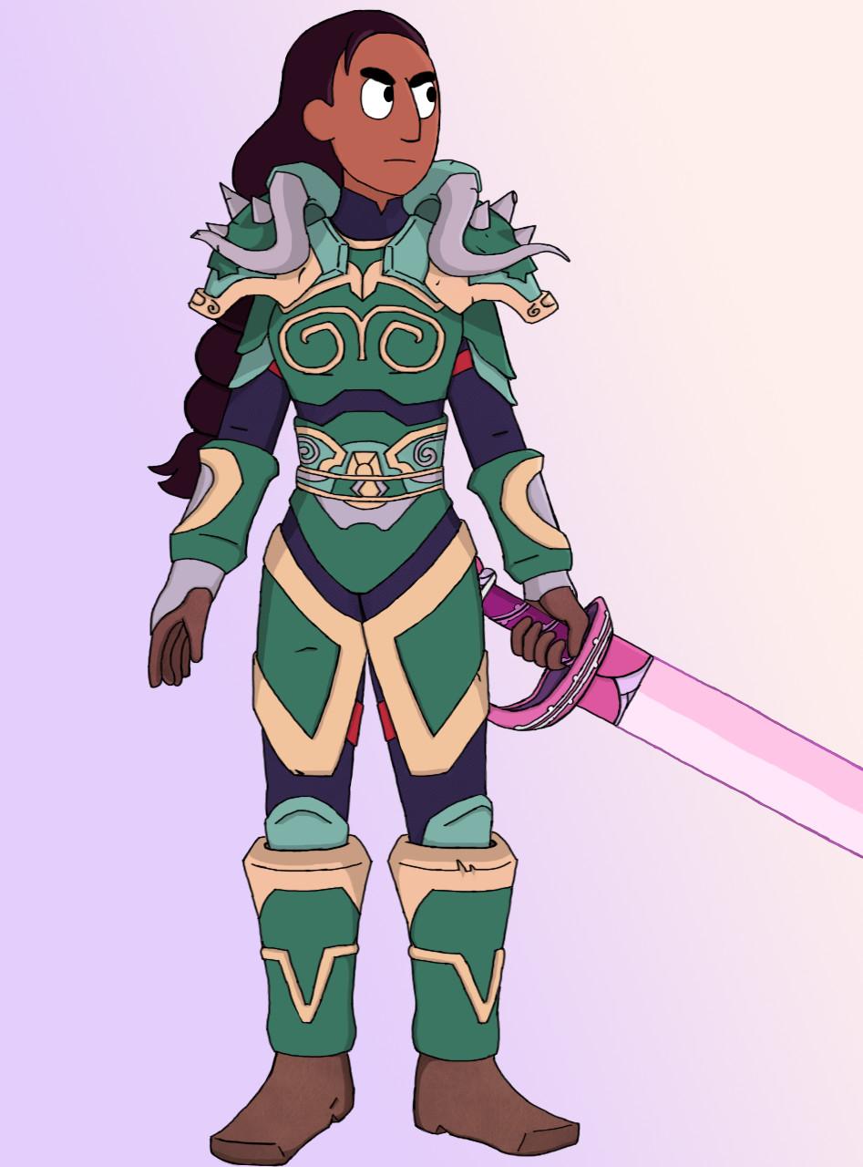Warrior Connie