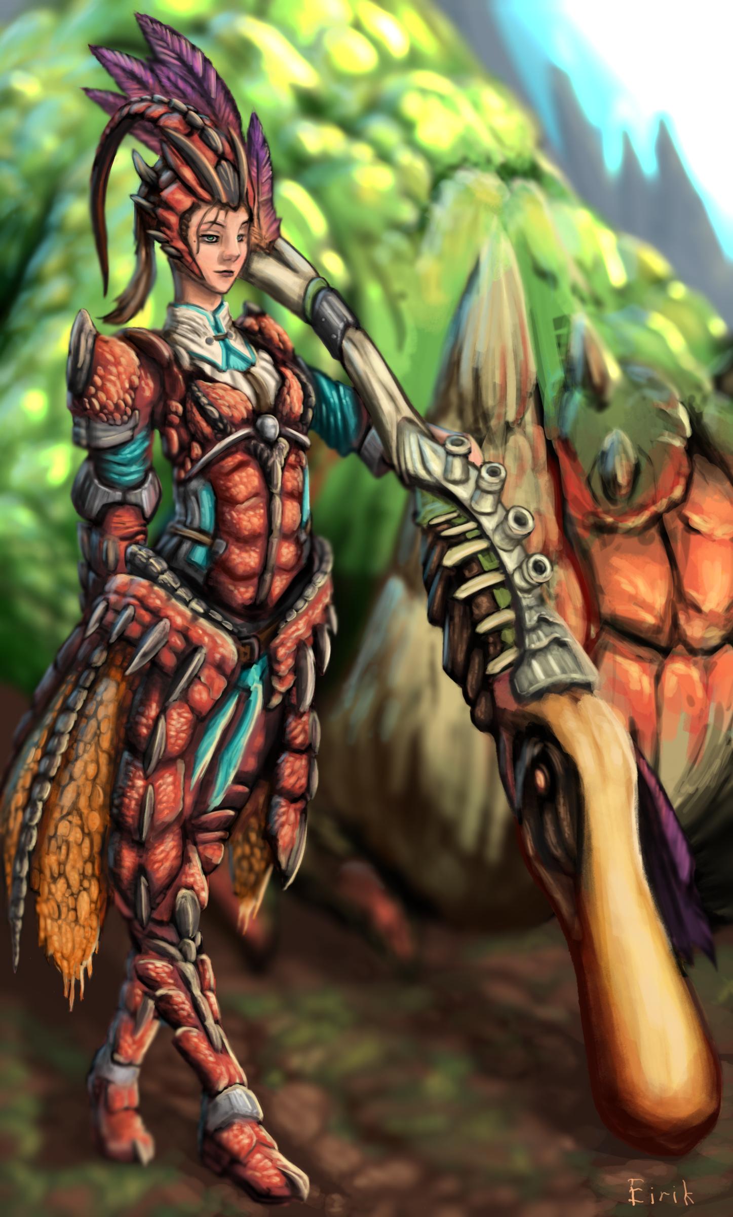 Tetsucabra Hunt