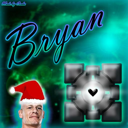 Bryan's profile picture.