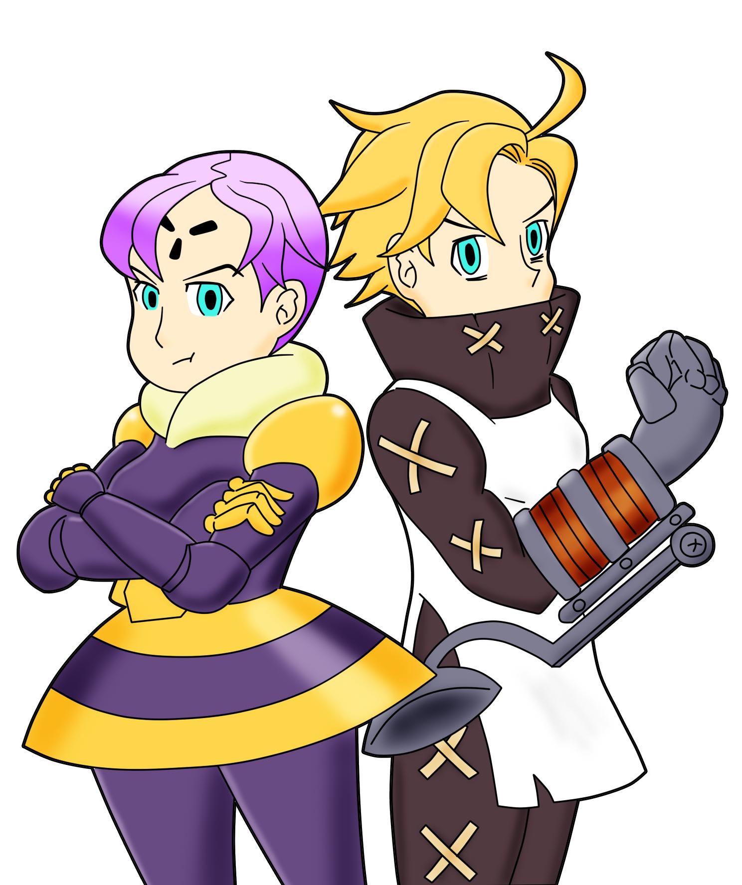 Hive and Leduc