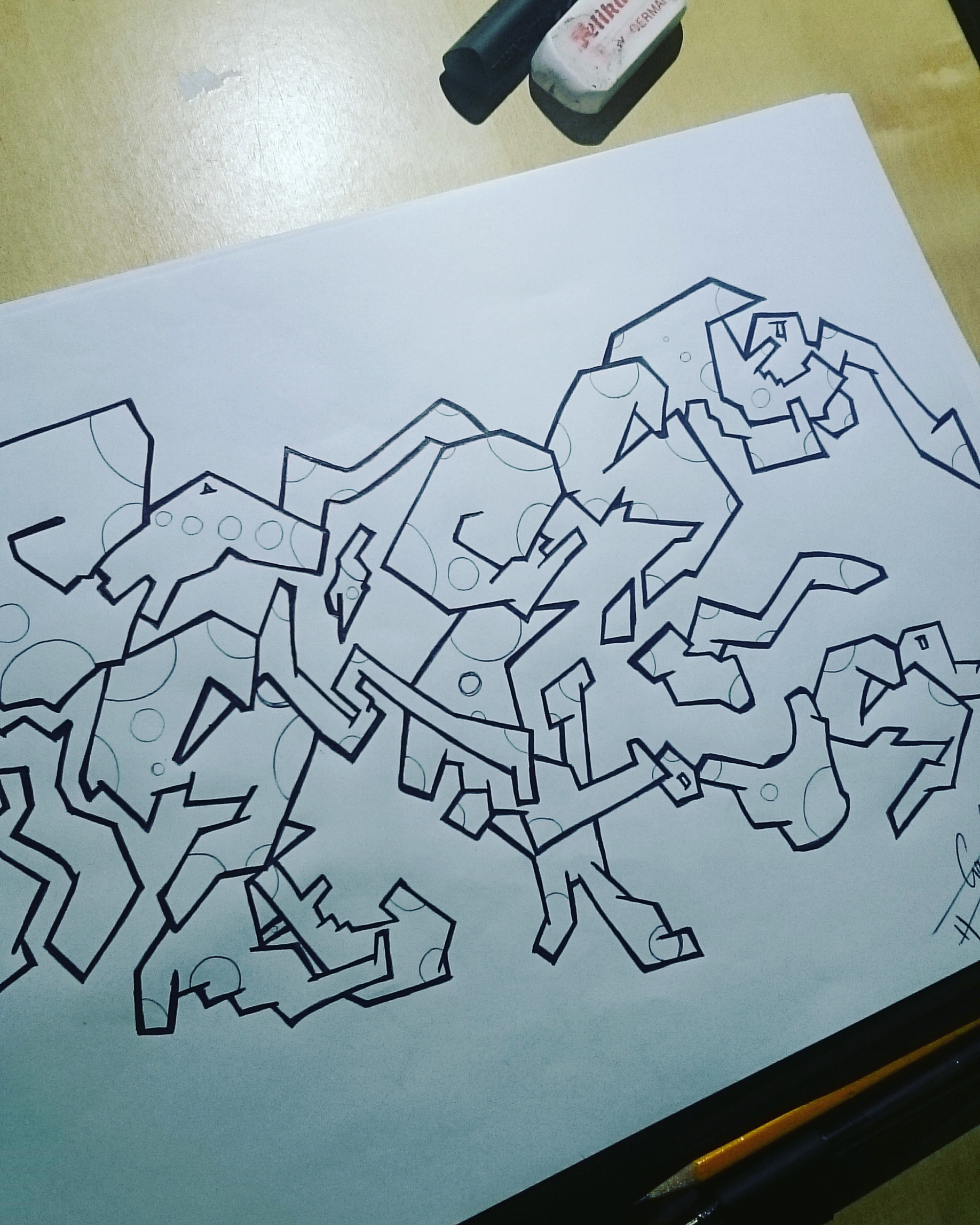 Real Graffiti Shit by Workbench Script SS
