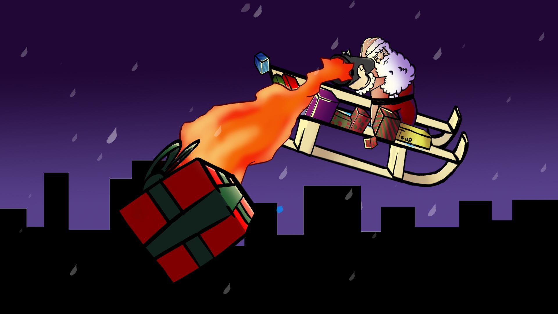 Epic Santa - COTM
