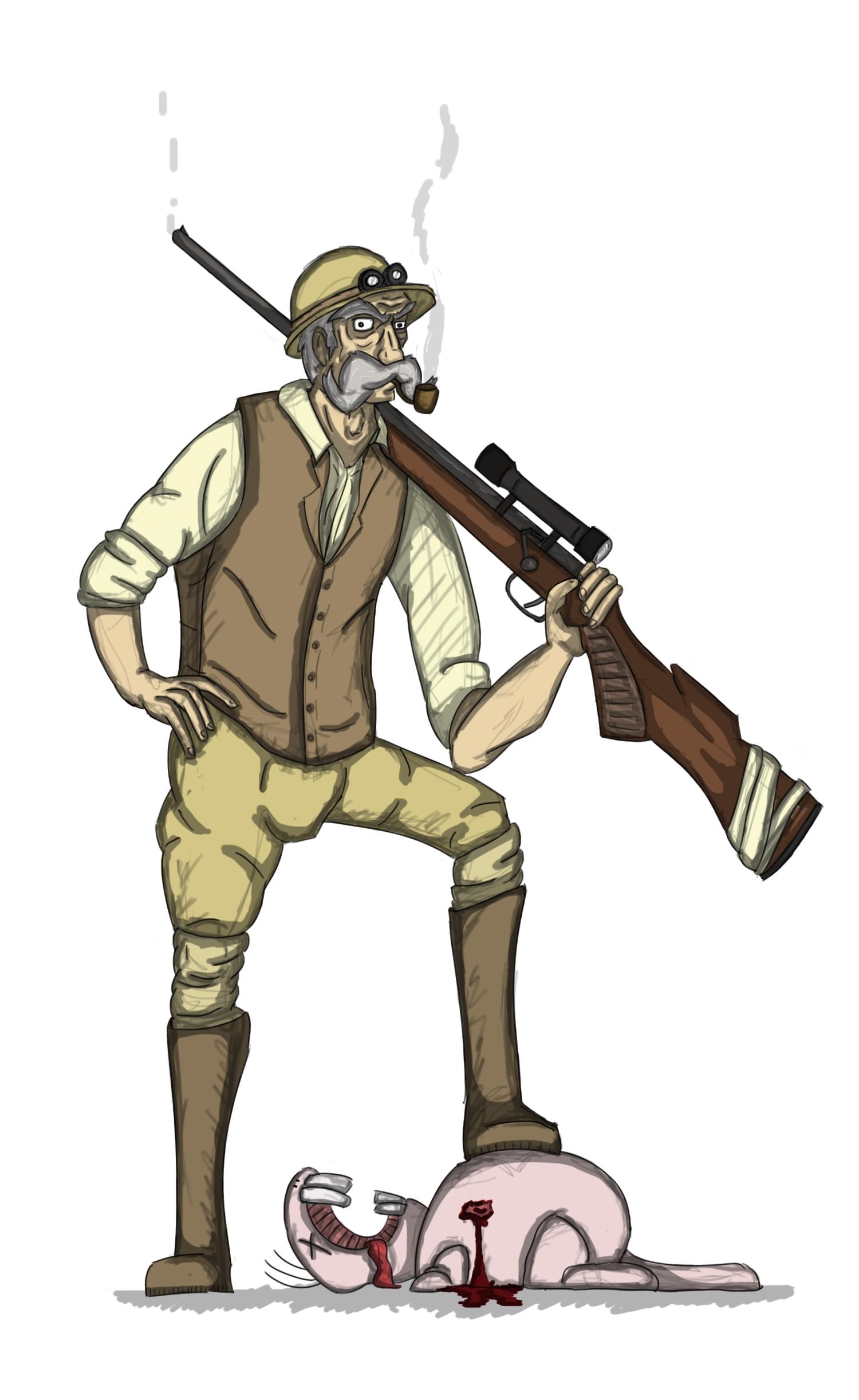 Authur Higgins (Fallout DnD)