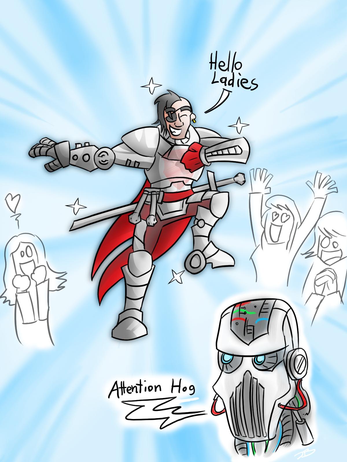 Riot Knight 3