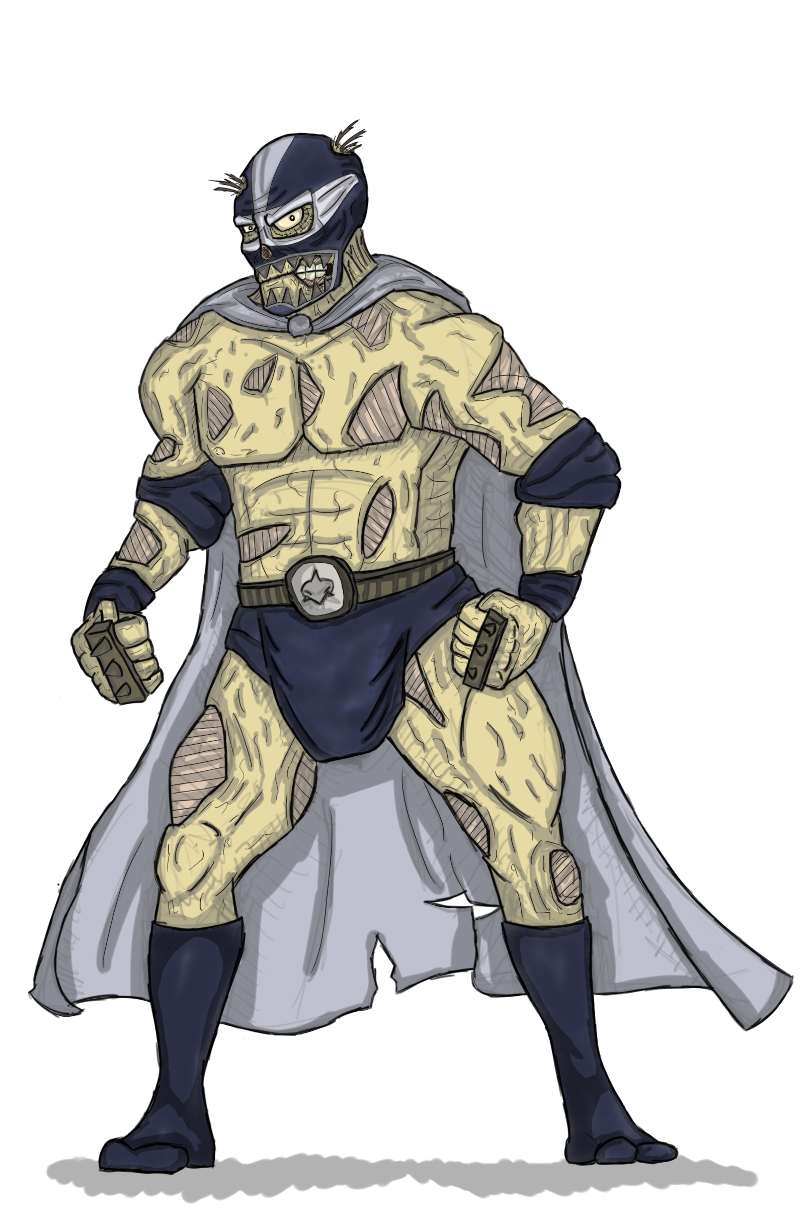 Xavier 'Los Tiburon' Sanchez