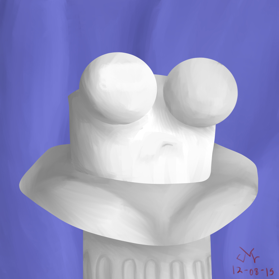 Wiggalo Bust