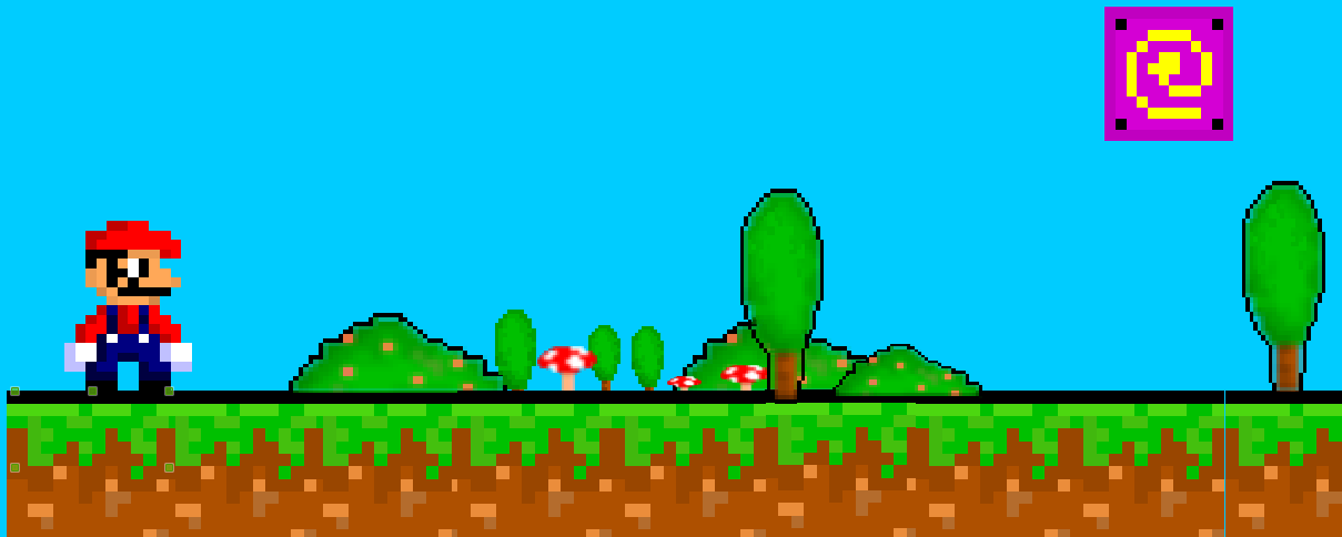 Mario Adventurre
