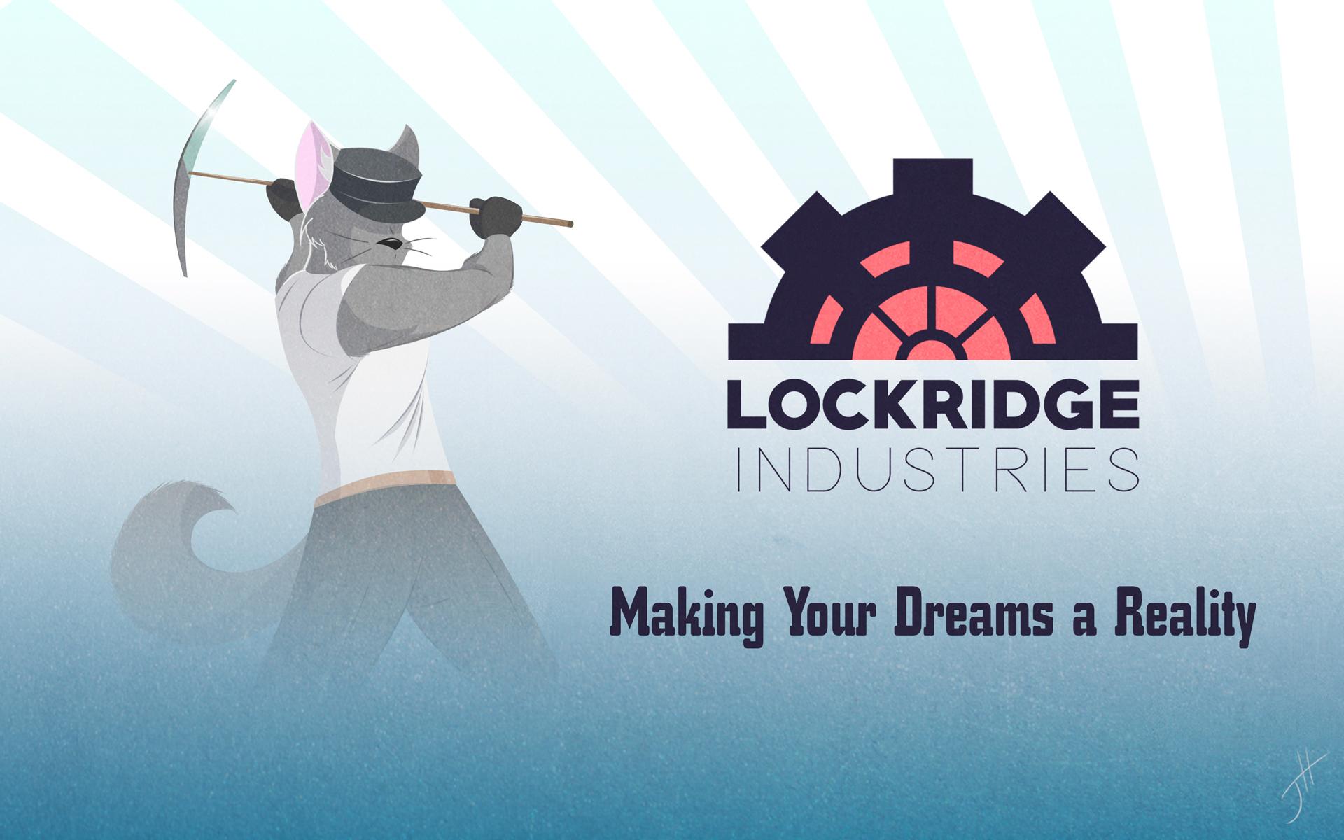 Lockridge Industries Poster Ad