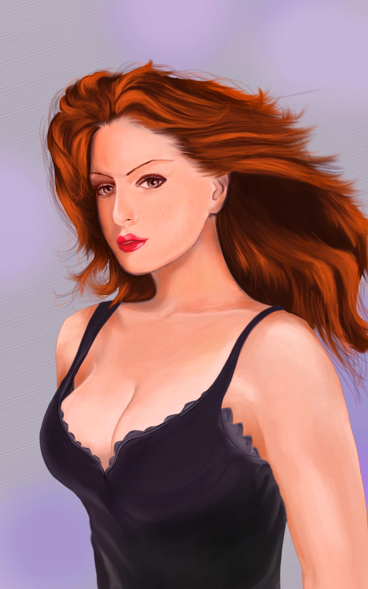 portrait - anne(like)