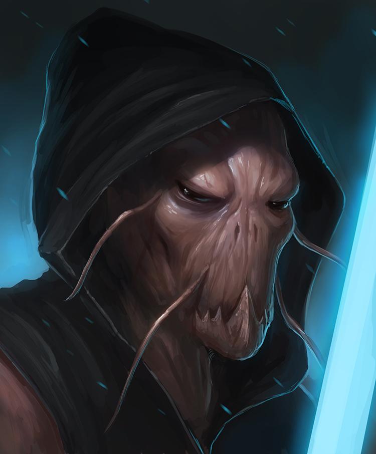Monsterous Jedi