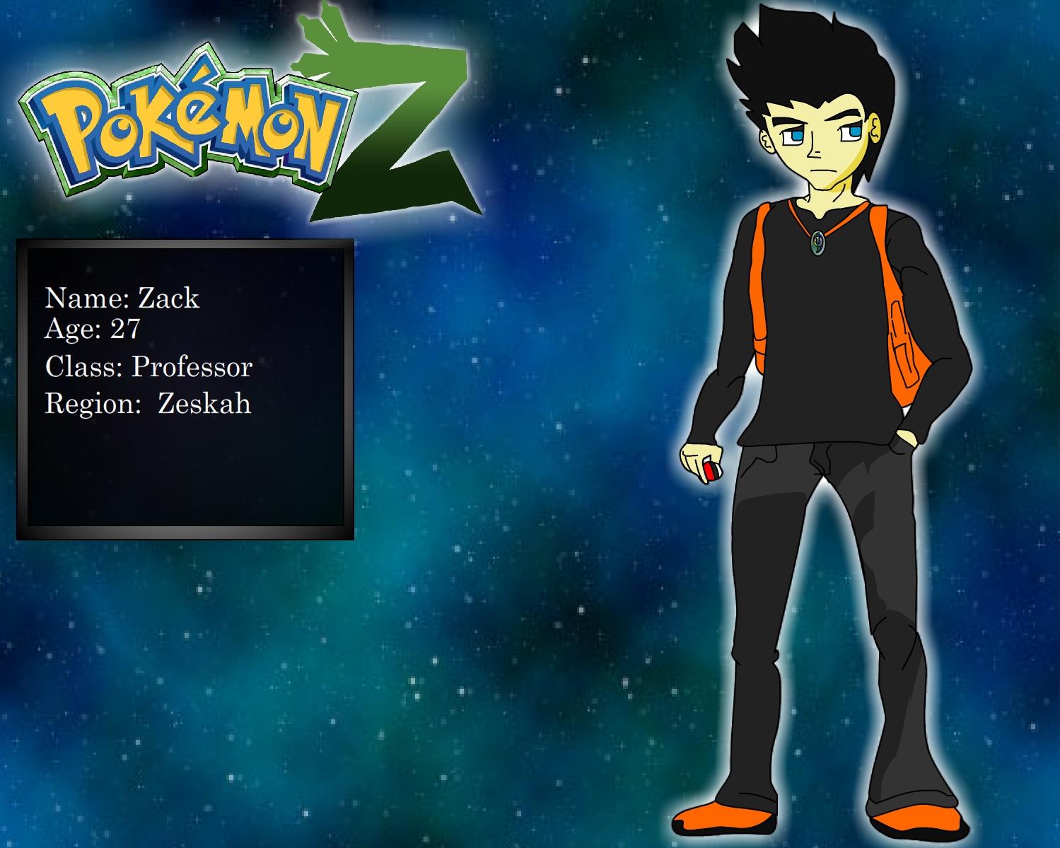 Pokemon Z pic C