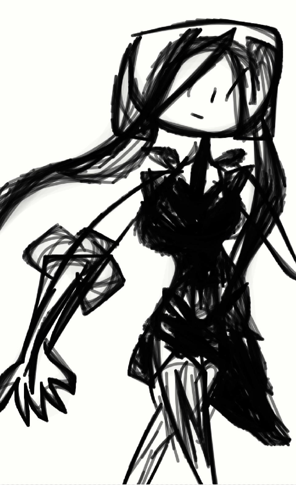 Power Glove Girl