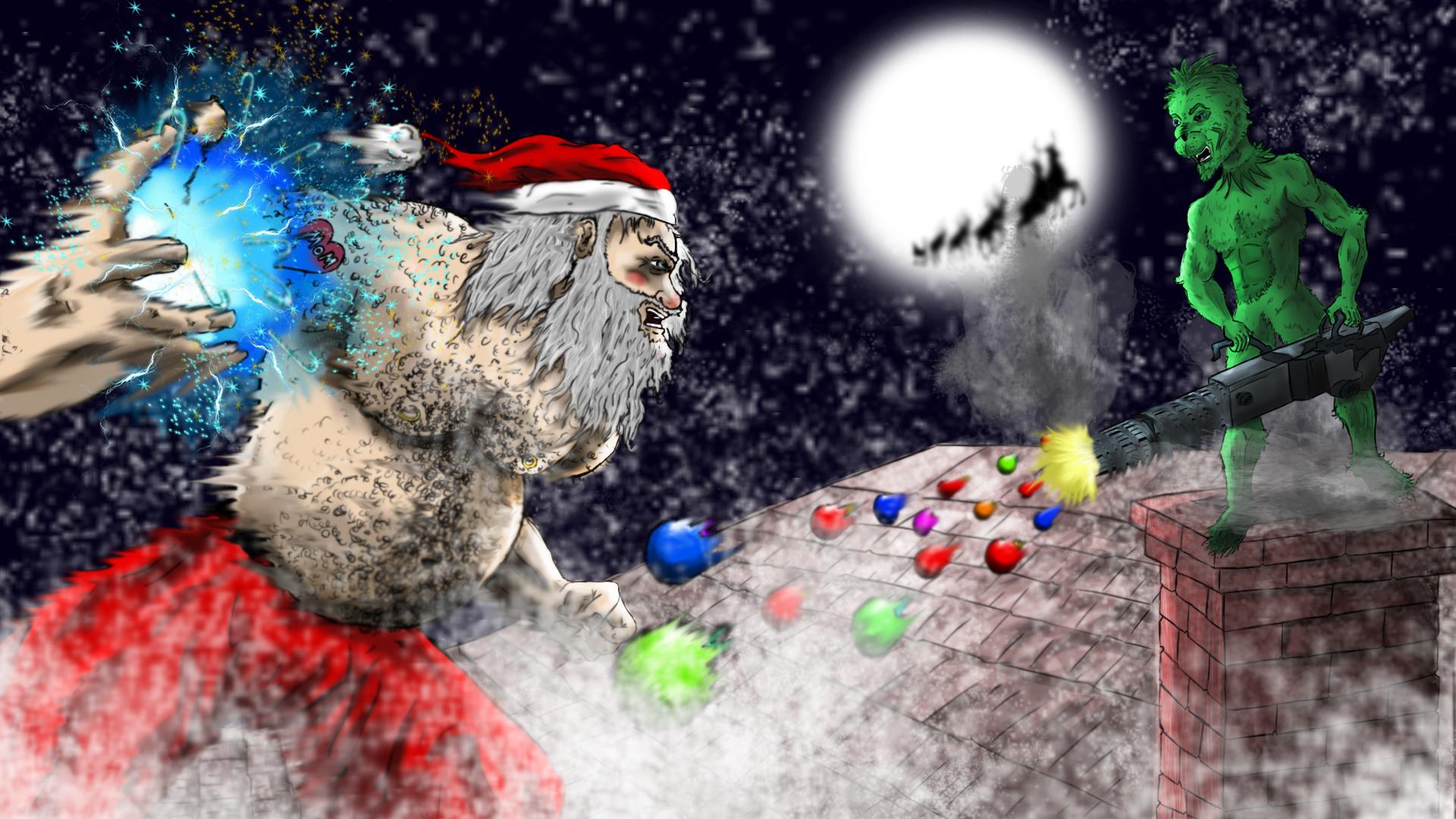 Epic Battle for Christmas
