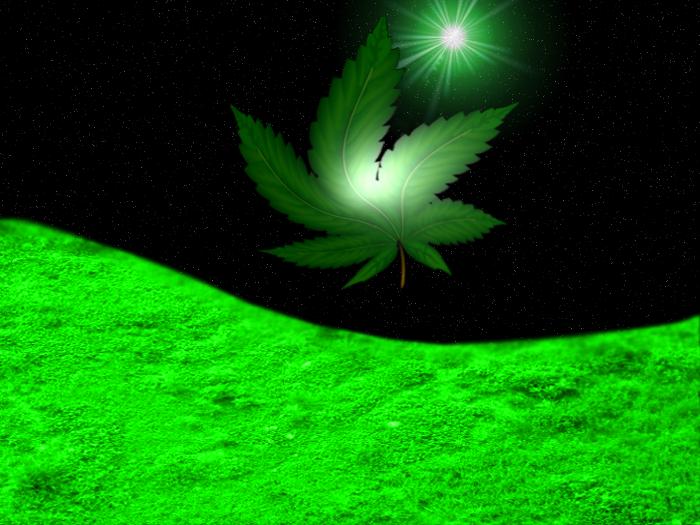 Weed galaxy