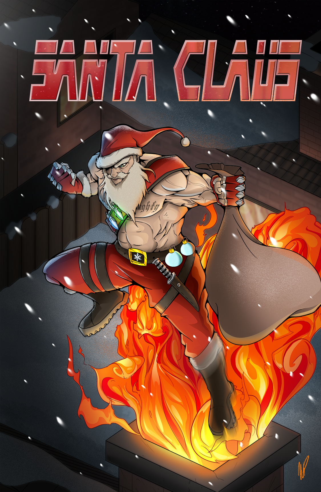 Santa Claus Issue#1