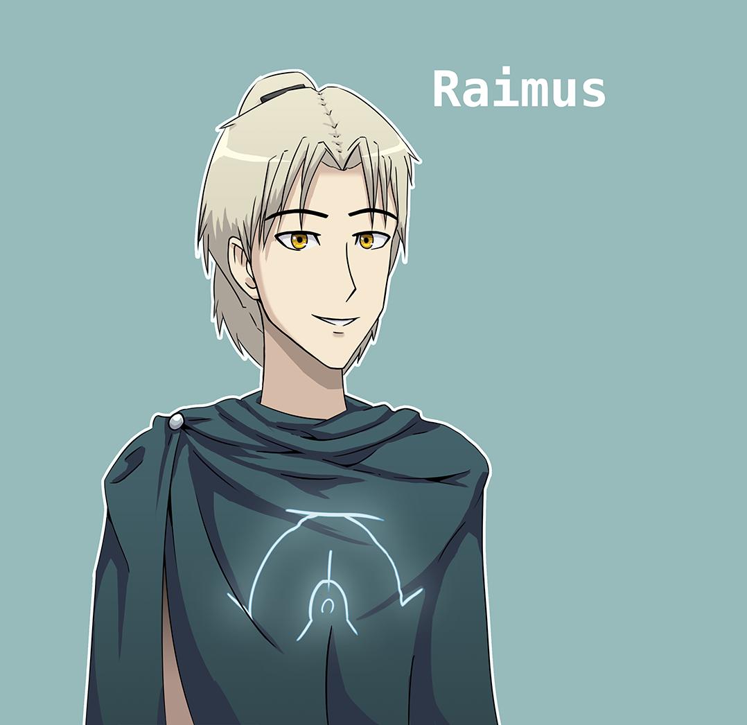 Raimus The Wizard
