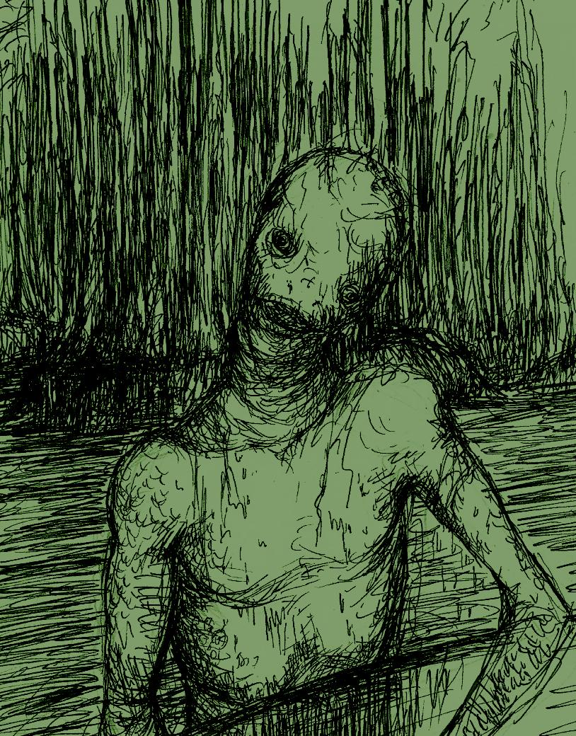 Swamp Sam