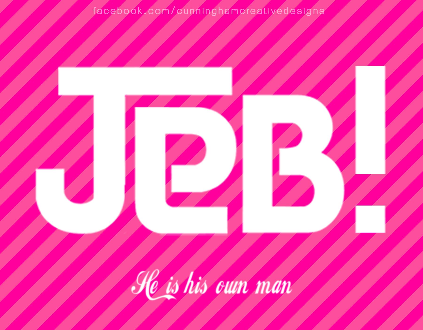 Presidential Soda Pop Series #4 Jeb Bush