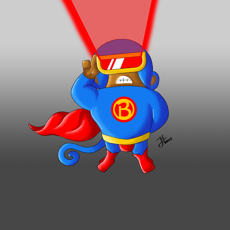 Super Monkey fanart