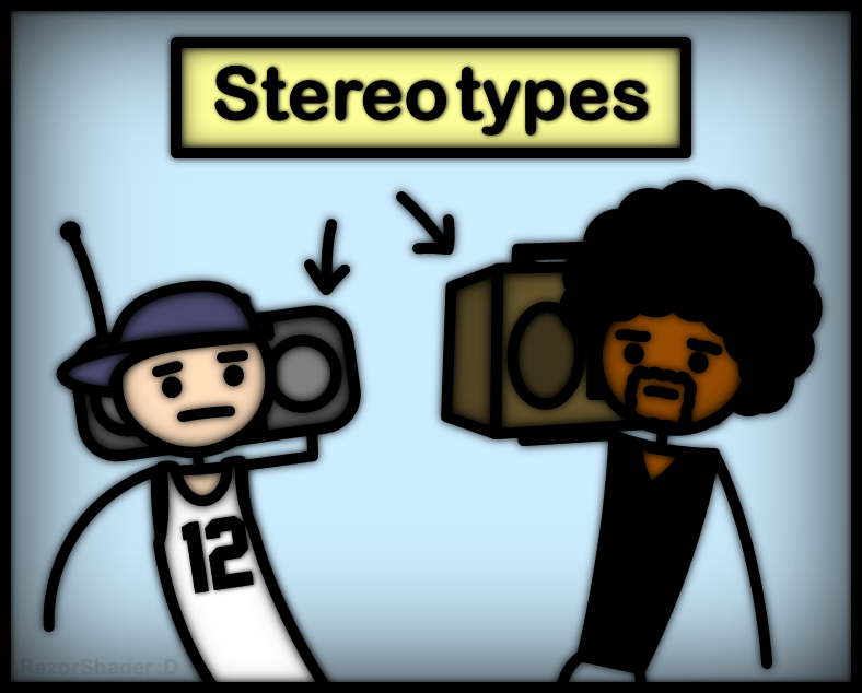 Stereo types :D