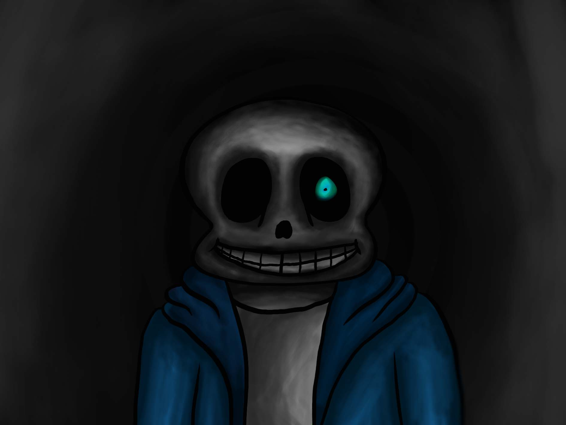 Sans by 13 year old