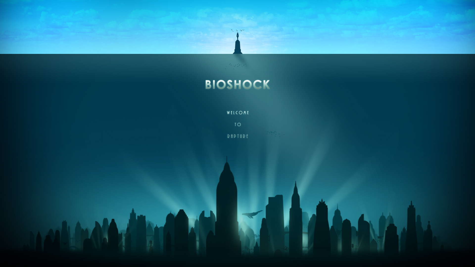 Bioshock Wallpaper By RockLou On Newgrounds