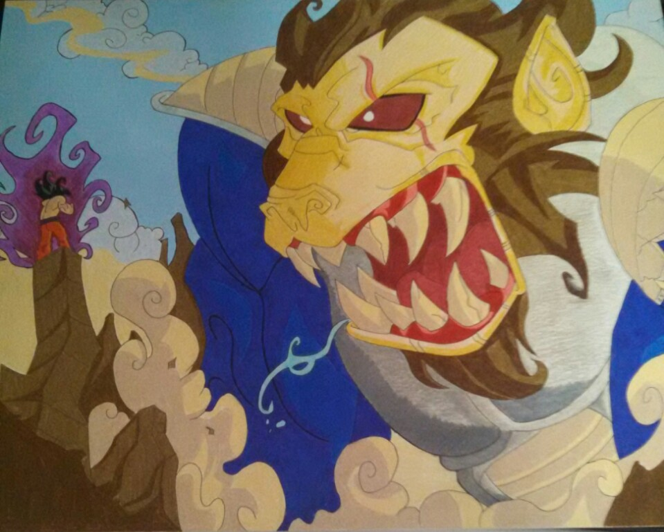 Dragonball Z: Battle of the Great Ape