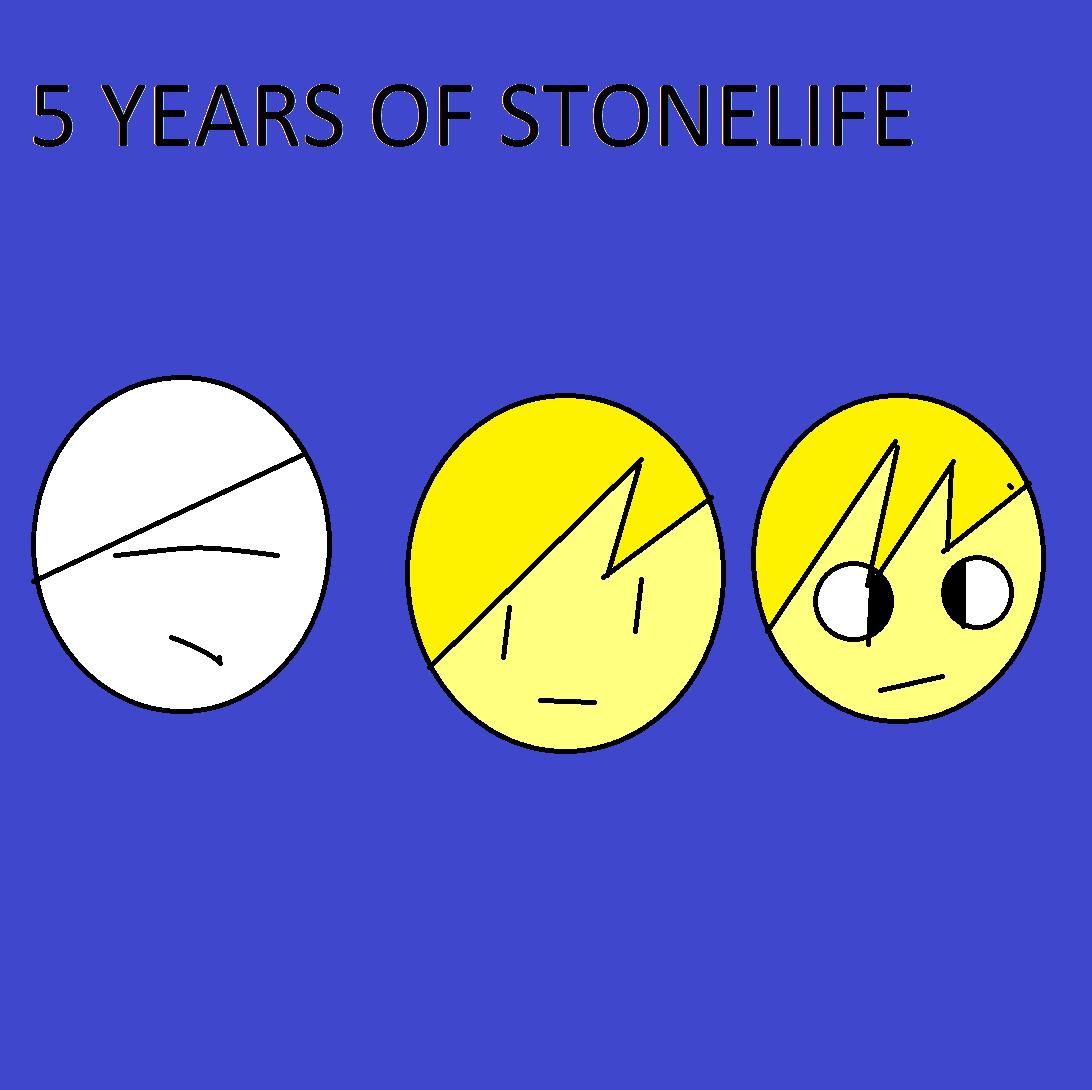 5 YEARS OF STONELIFE