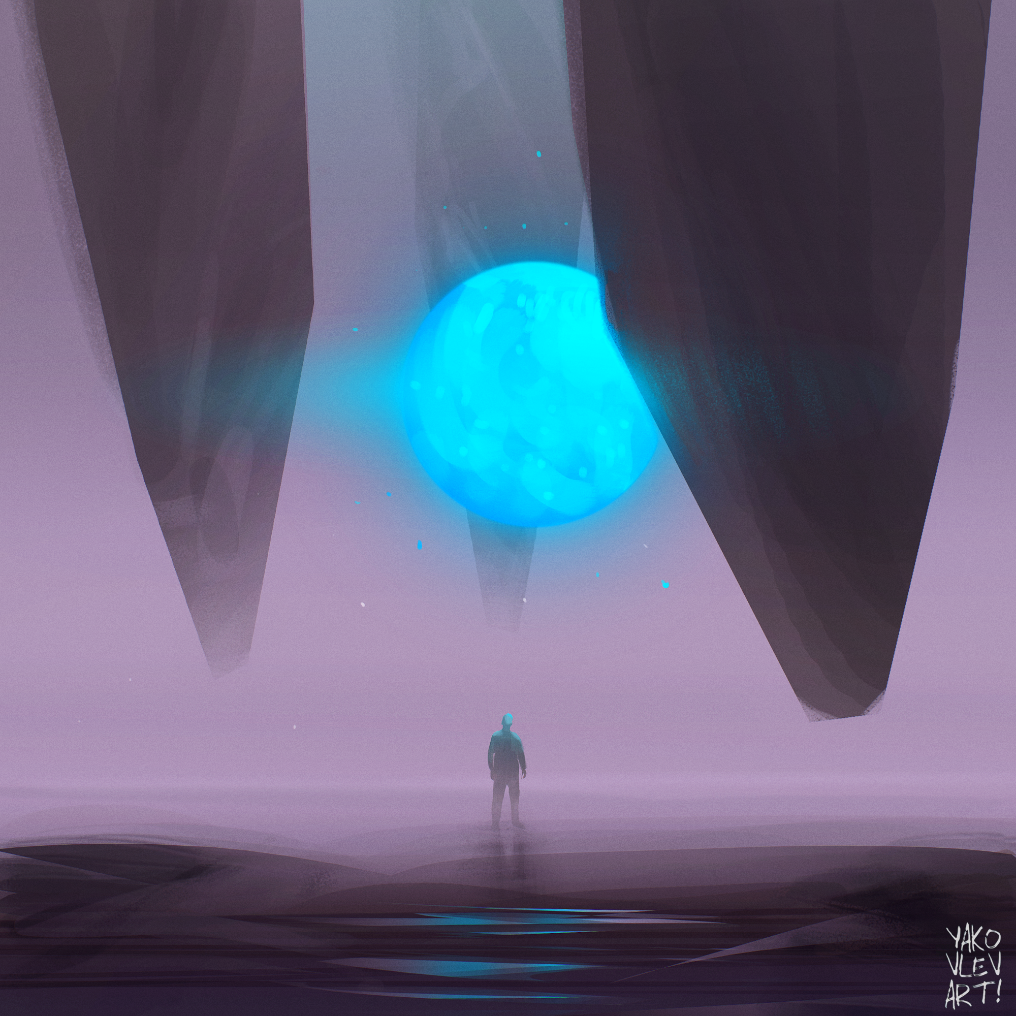 [002] Blue Star