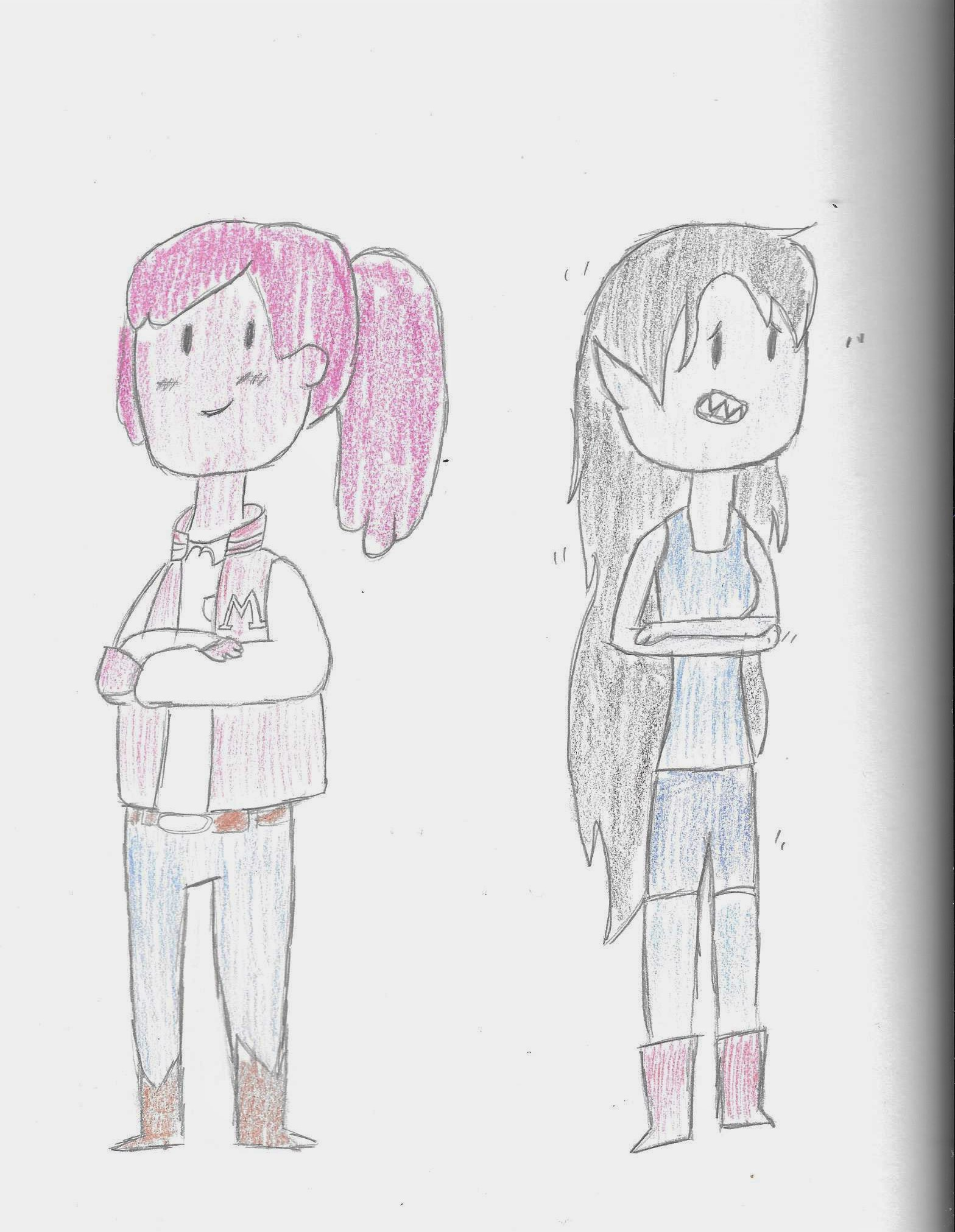 Bonnie and Marcy's Jacket