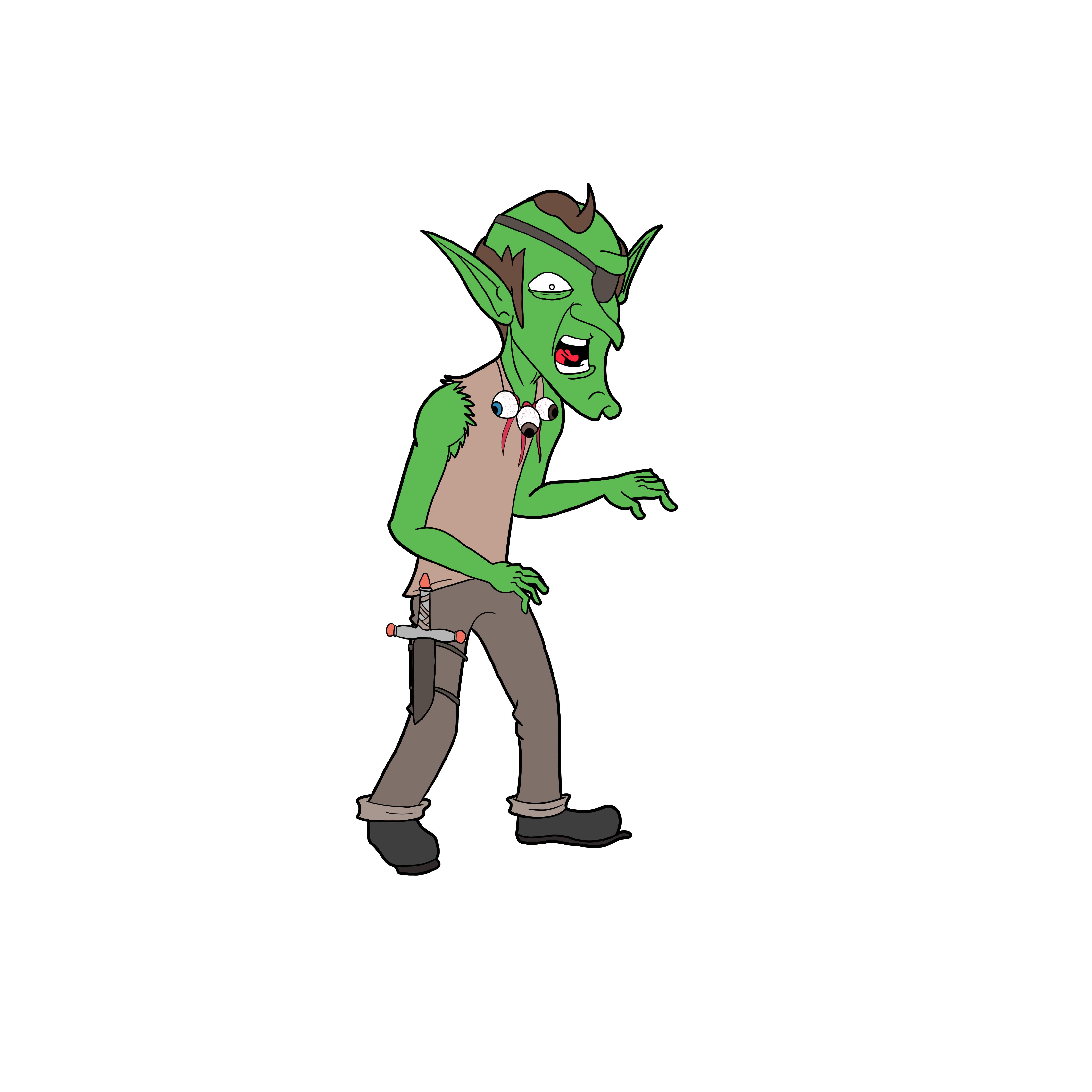 Scum Bag Goblin