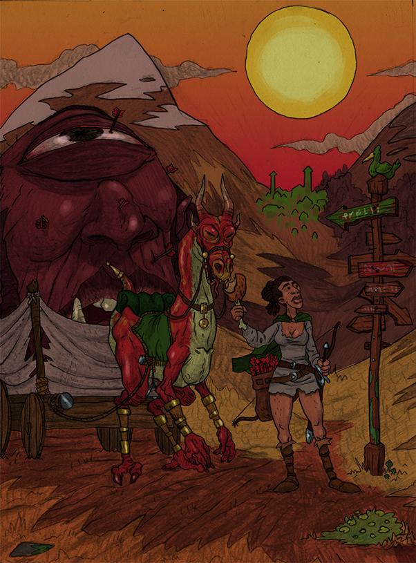 hunting cyclopse pt 2