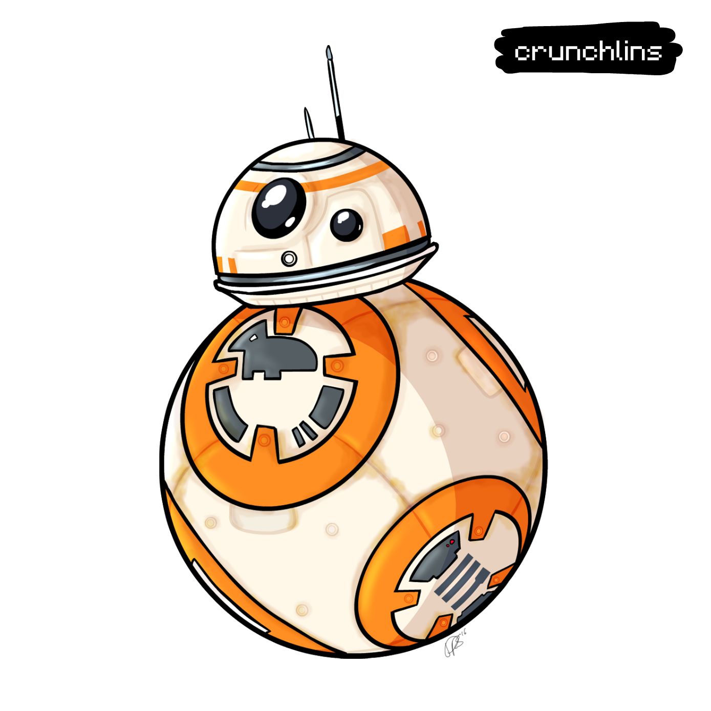 Cutest Droid In The Galaxy!