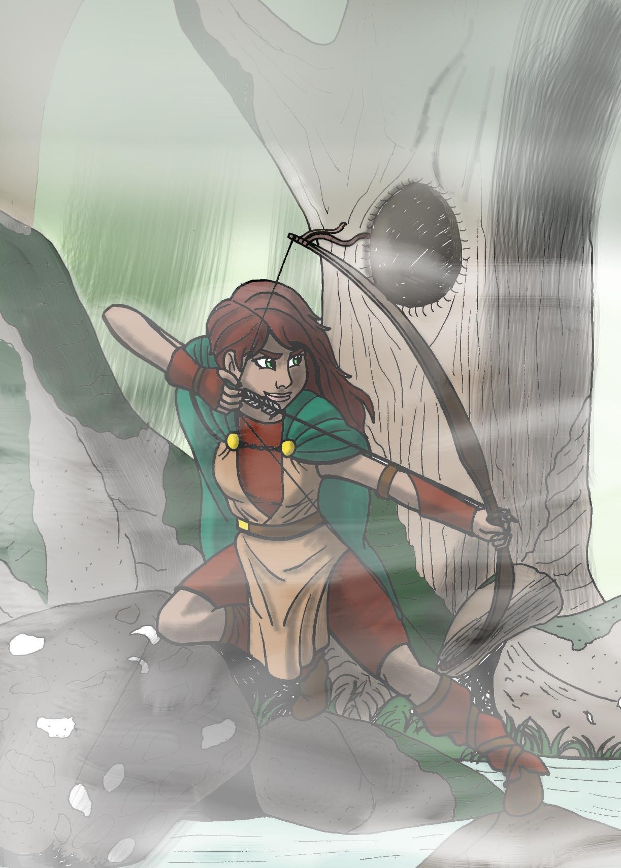 Tara, Wildland Archer