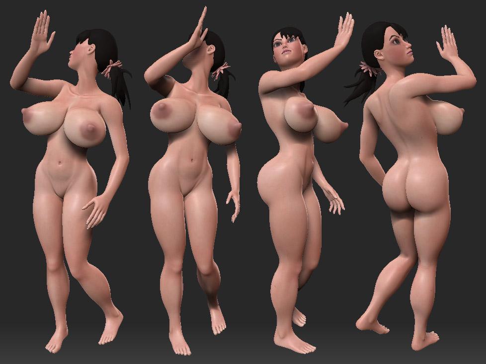 Cattleya nude