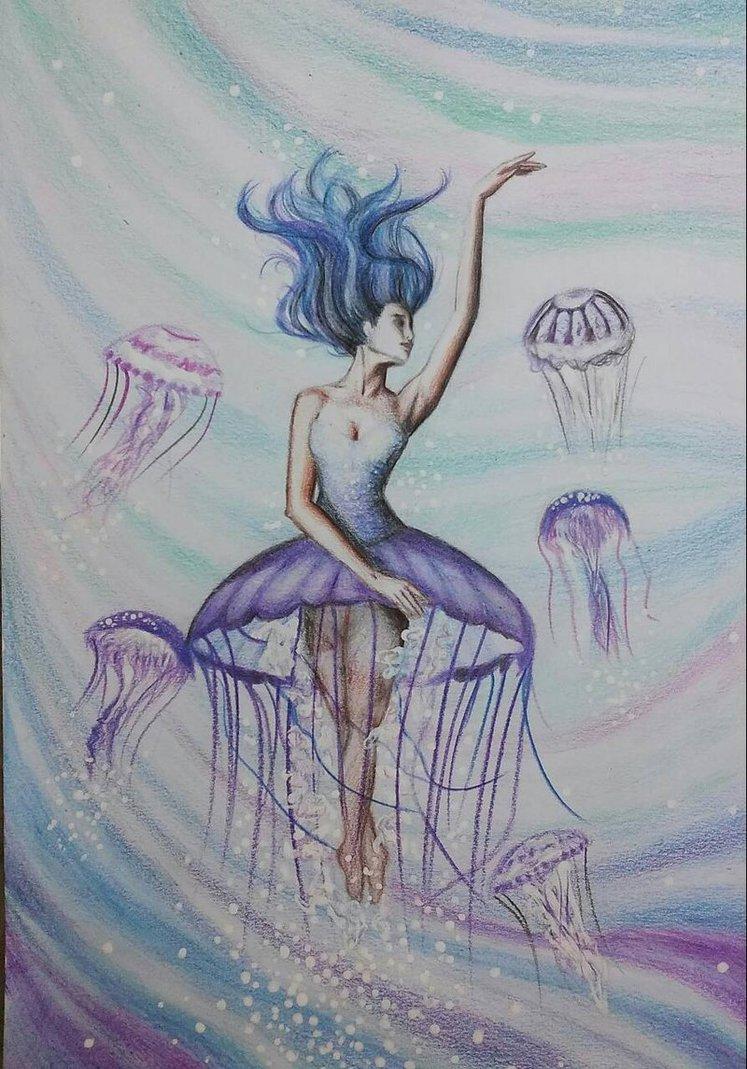 Jellyfish Ballerina