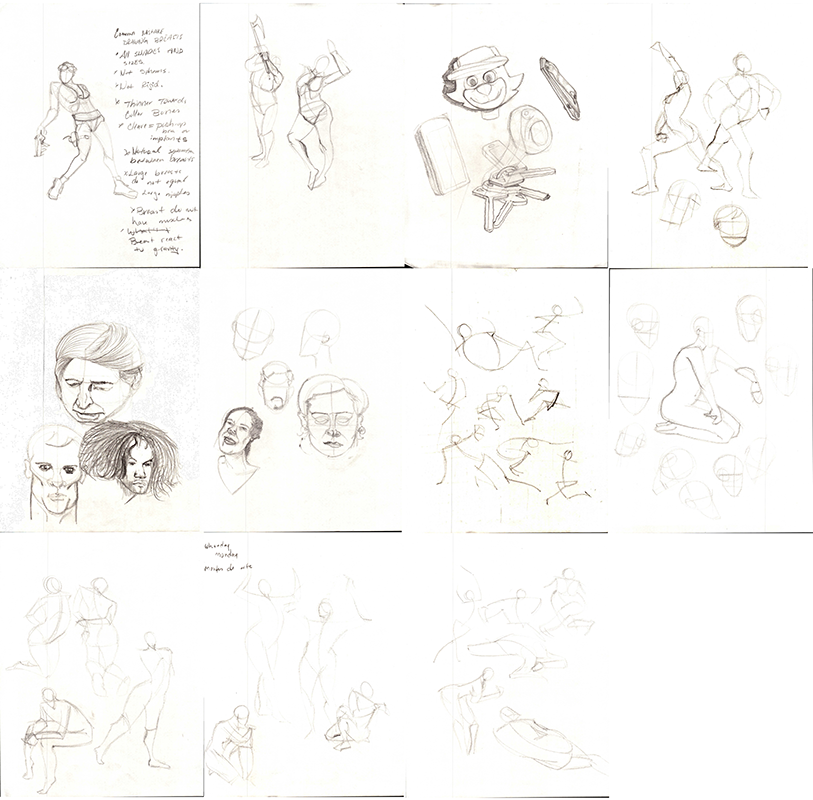 More studies and shit