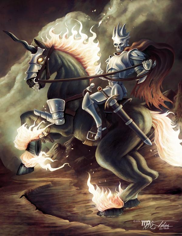 Hellfire Knight